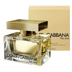 The One Women Dolce&Gabbana 75 мл