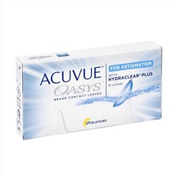 Acuvue Oasys for ASTIGMATISM (6 шт., / 2 недели)