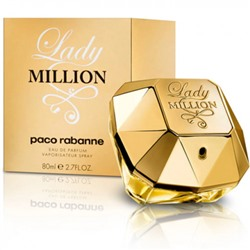 Lady Million Paco Rabanne 80 мл